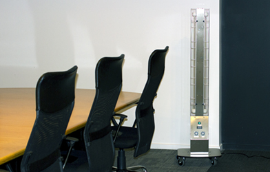 UVC Tower Mobile Meeting Room